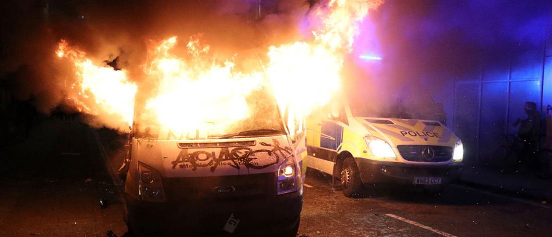 Ταραχές στο Μπρίστολ για υπερεξουσία στην Αστυνομία
