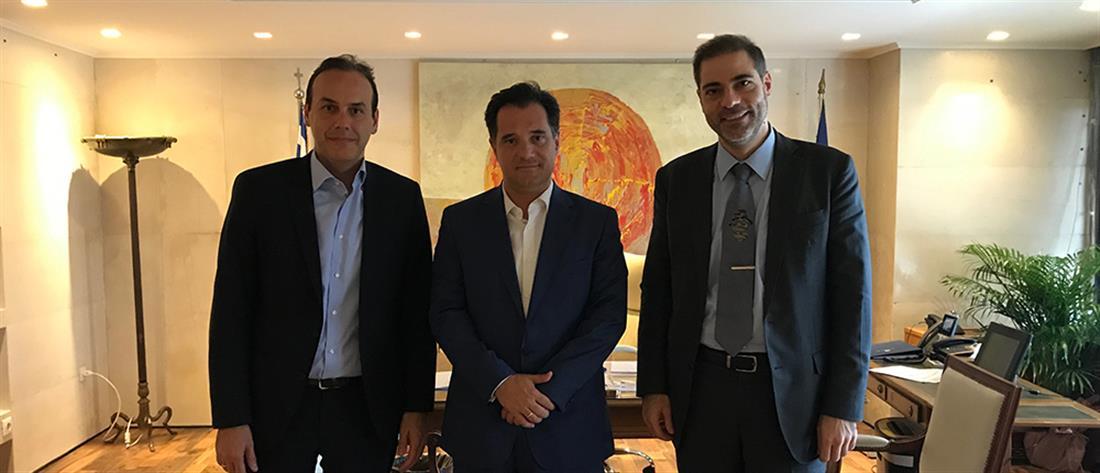 Συνάντηση Γεωργιάδη με Δημάρχους του παραλιακού μετώπου για το Ελληνικό