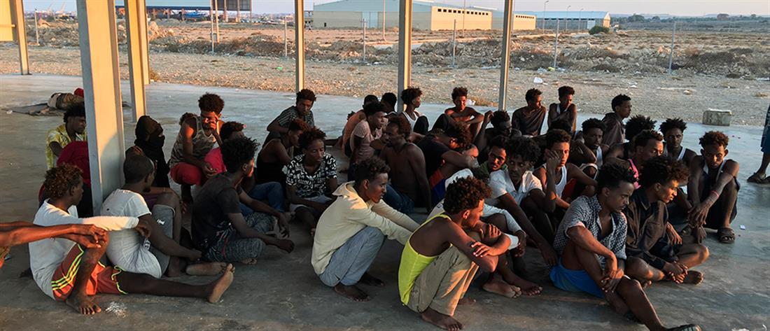 """Λιβύη: """"Υποδέχθηκαν"""" μετανάστες με σφαίρες"""