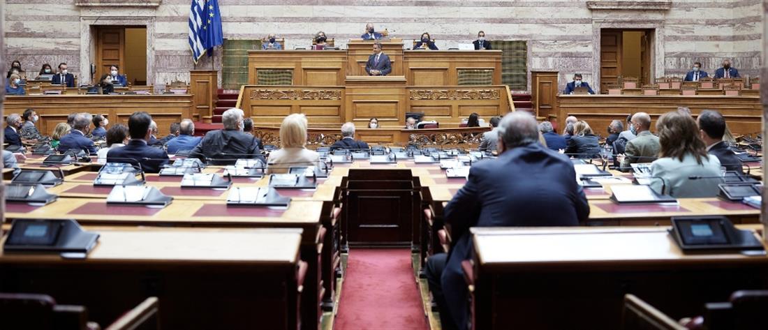 """Βουλή: """"Μάχη"""" για τις αλλαγές στην Παιδεία"""