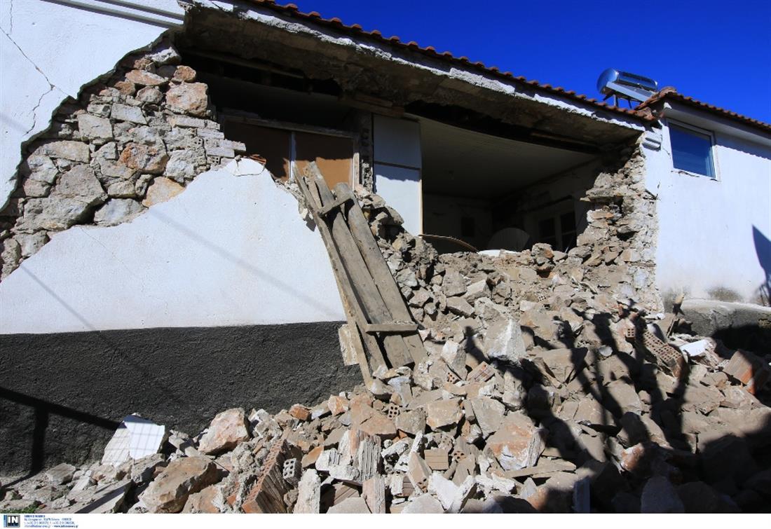 Σεισμός - Ελασσόνα