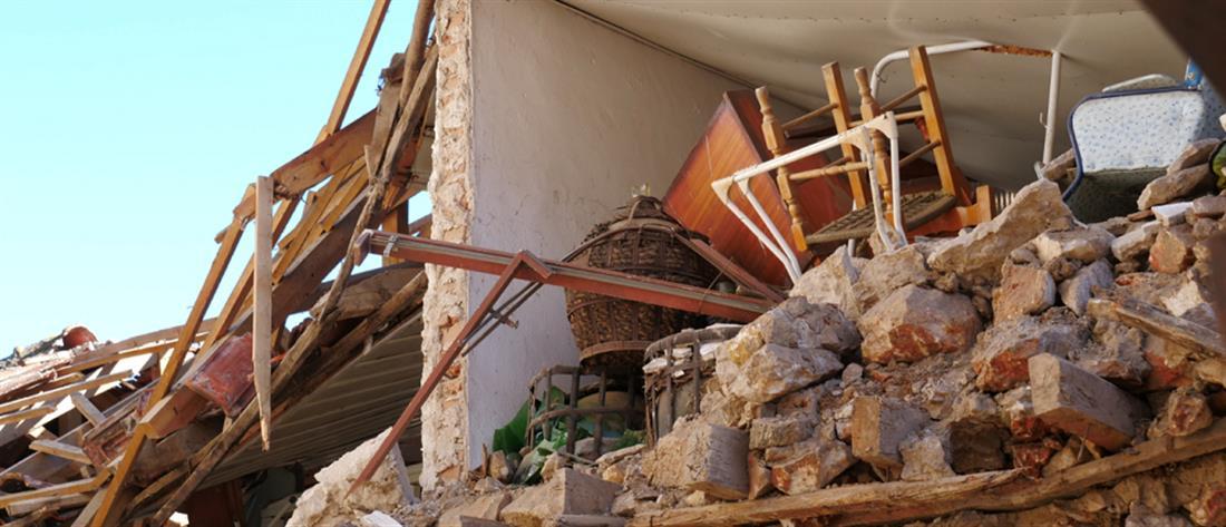 Ελασσόνα - σεισμός
