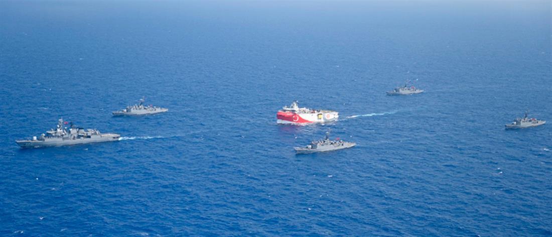 ΥΠΕΞ: Να ανακαλέσει άμεσα η Τουρκία την παράνομη Navtex