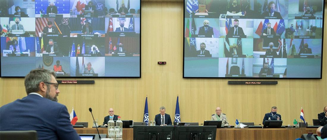 """Το ΝΑΤΟ """"ξορκίζει""""... ατύχημα στην ανατολική Μεσόγειο"""
