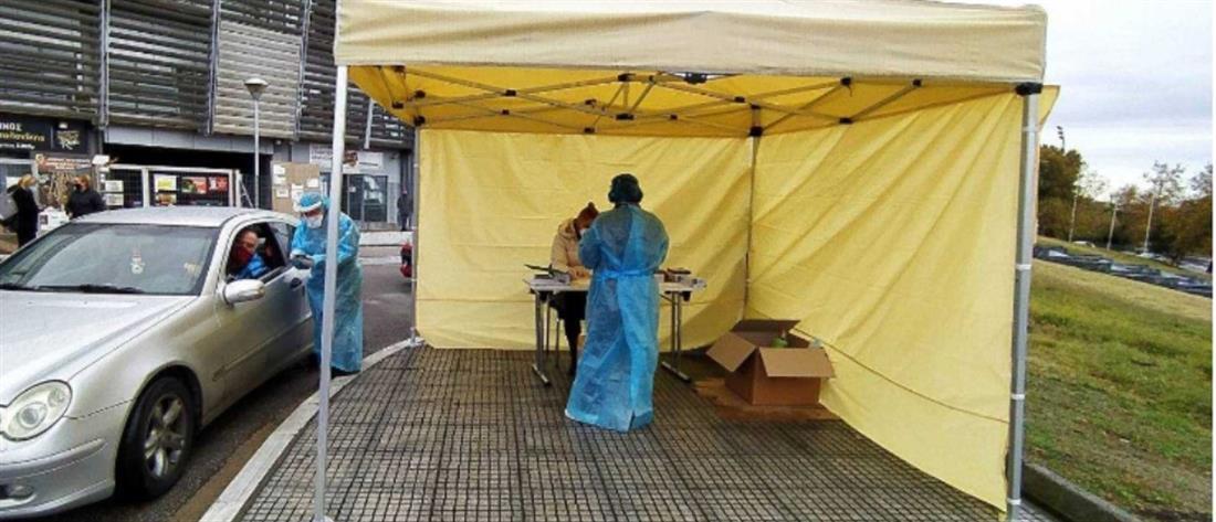 Κοζάνη: Κόντρα δημάρχου – ΕΟΔΥ για τα rapid test