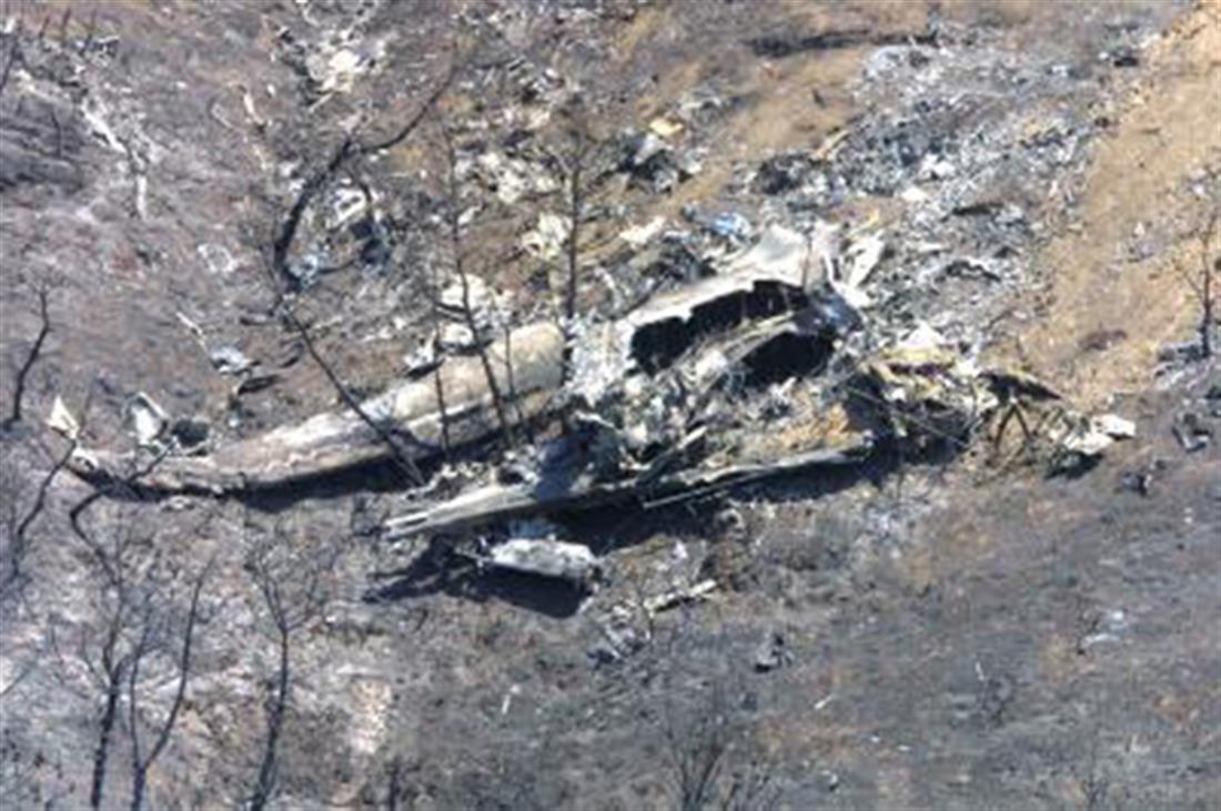 Αεροπορικό δυστύχημα - ΗΛΙΟΣ