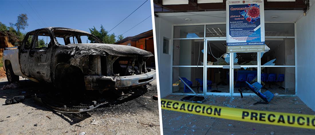 Μεξικό: επεισόδια μετά από φήμες για... ψέκασμα περιοχών με κορονοϊό!