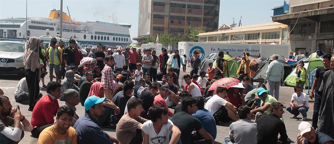 Μεταναστευτικό: Η Περιφέρεια Βορείου Αιγαίου διακόπτει κάθε συνεργασία με την Κυβέρνηση