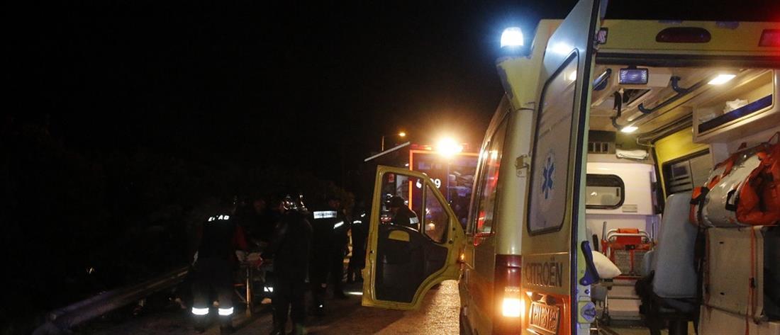 Τροχαίο δυστύχημα στον Λαγκαδά – Νεκροί και τραυματίες