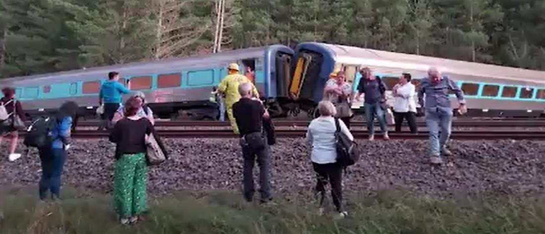 Νεκροί από εκτροχιασμό τρένου στην Αυστραλία (εικόνες)