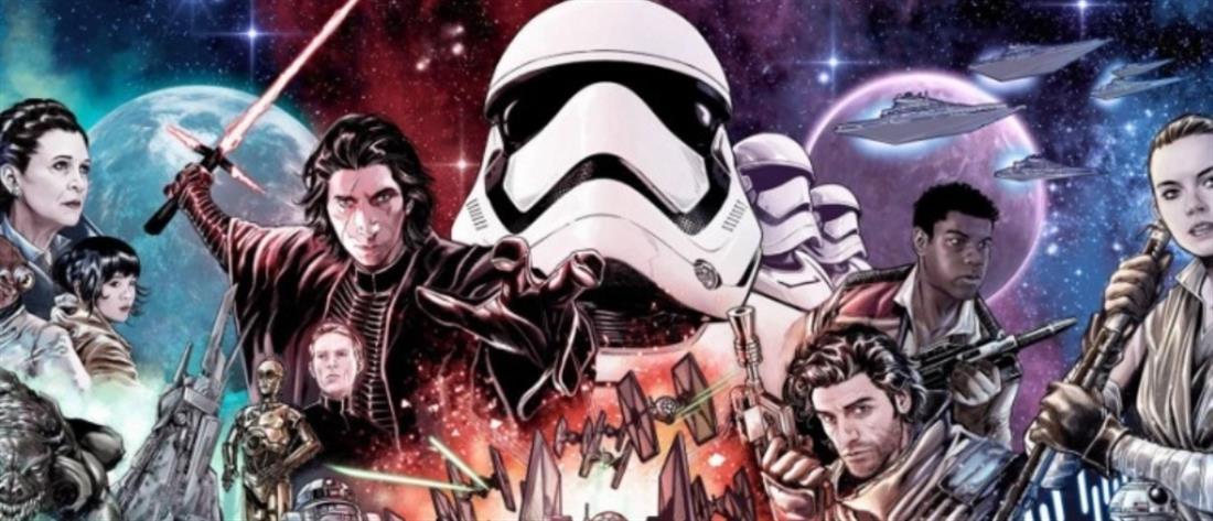 Η Disney ετοιμάζει δεκάδες ταινίες και σειρές Star Wars και Marvel