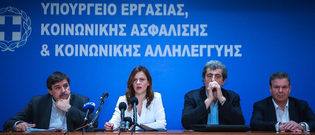 """Αχτσιόγλου: """"Δώρο"""" 241 εκατ. ευρώ στις φαρμακευτικές την περίοδο 2006-2010"""