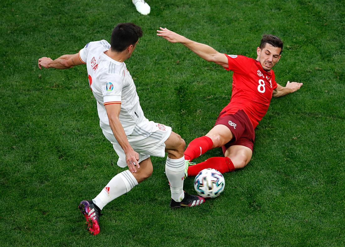 AP - ΣΟΥΗΔΙΑ - ΙΣΠΑΝΙΑ - EURO 2020