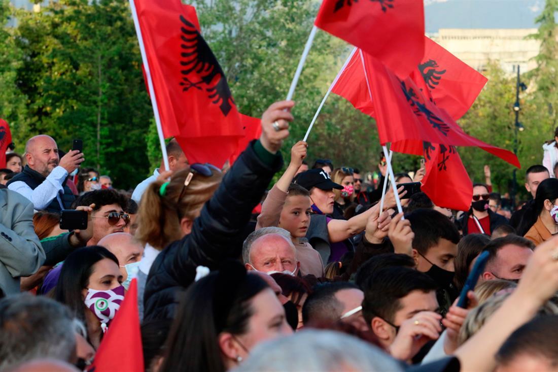 Αλβανία - εκλογές - Έντι Ράμα