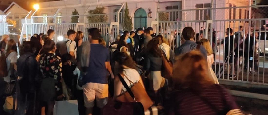 Κορονοϊός - Θεσσαλονίκη: Συνελήφθη πλοίαρχος για υπεράριθμους επιβάτες