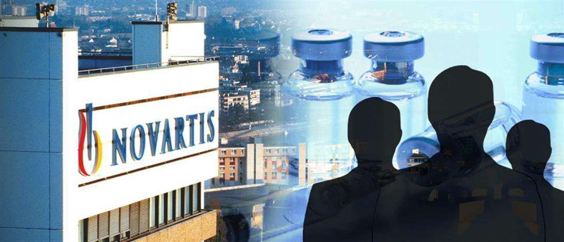 Novartis: ανασύρθηκαν οι μηνύσεις που υπέβαλλαν οι Σαμαράς, Βενιζέλος και Αβραμόπουλος