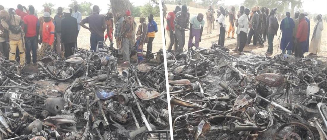Μάλι: δεκάδες νεκροί σε μάχες μεταξύ τζιχαντιστών – στρατού