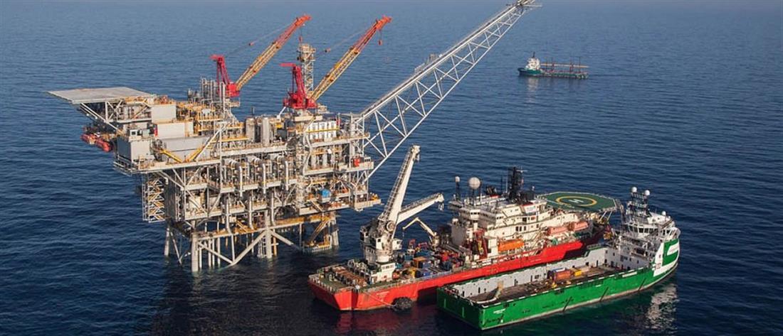 """""""Πάγο"""" στις γεωτρήσεις στην ΑΟΖ Κύπρου βάζει η Exxon Mobil (βίντεο)"""