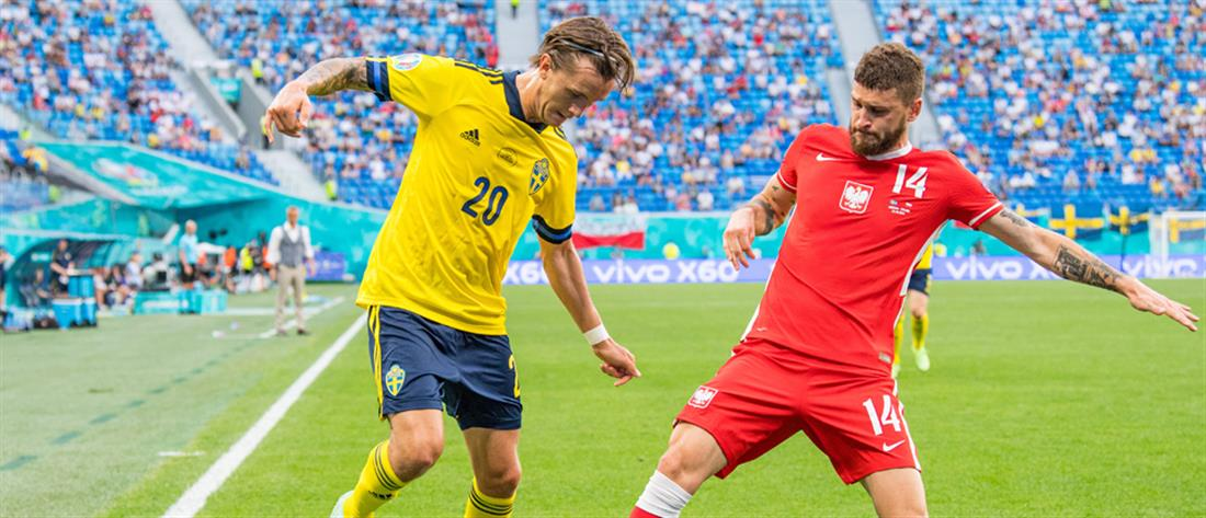 """Euro 2020: η Σουηδία στους """"16""""... πρώτη και καλύτερη (βίντεο)"""