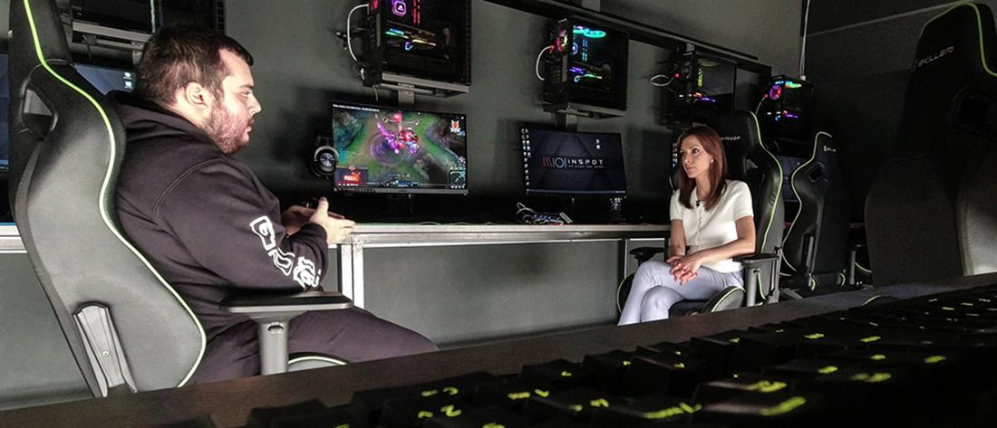"""Special Report"" στους Αρκιούς και στον ""κόσμο του Gaming"" (εικόνες)"