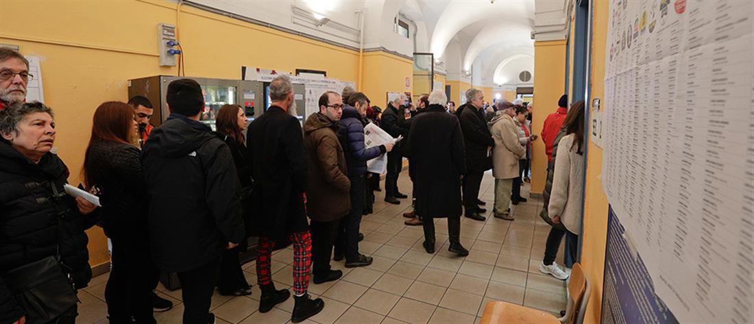 Το πρώτα exit polls για τις ιταλικές εκλογές