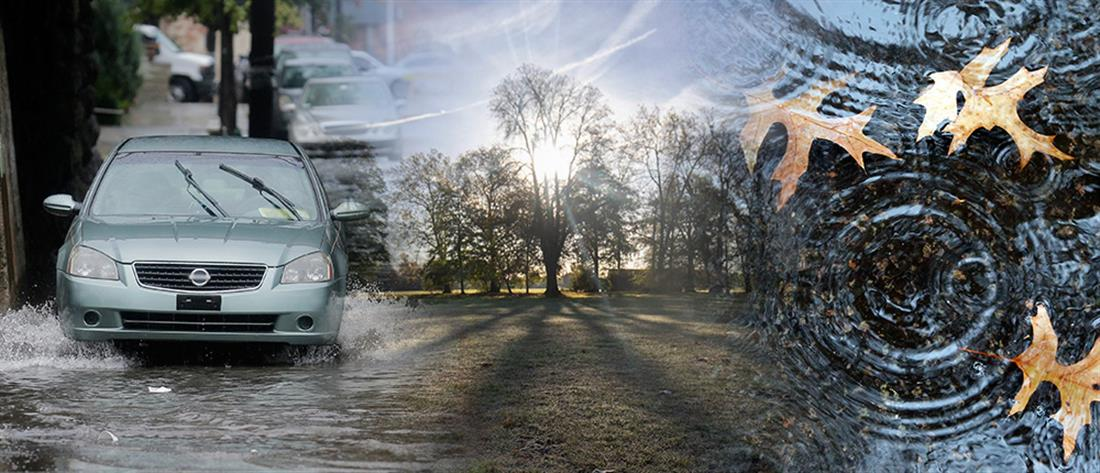 Έκτακτο δελτίο ΕΜΥ: Επιδείνωση του καιρού με έντονα φαινόμενα