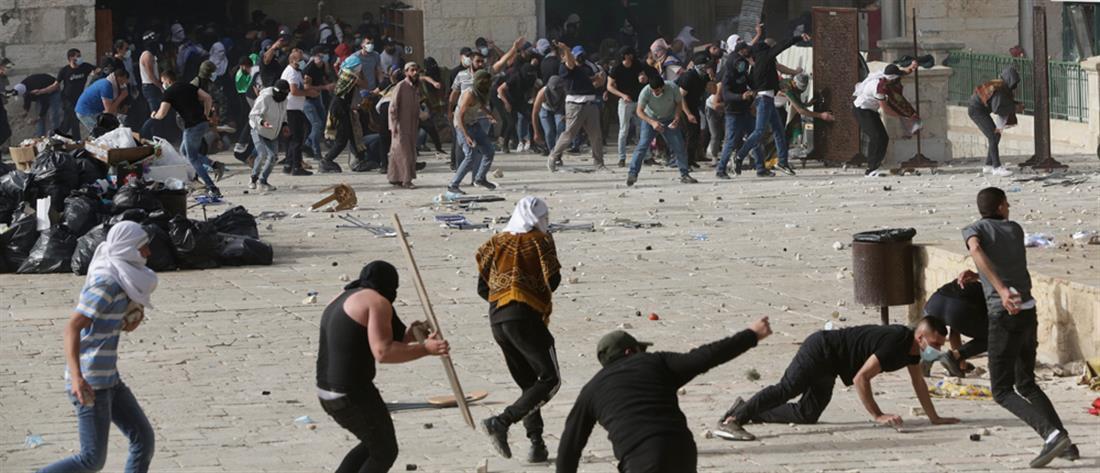 Ισραήλ: Άγρια επεισόδια μεταξύ Ισραηλινών- Παλαιστίνιων (εικόνες)