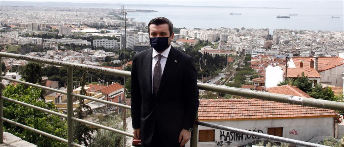 Τούρκος Υφυπουργός Εξωτερικών: Μη αποδεκτή η πίεση της Ελλάδας κατά των ανθρώπων μας