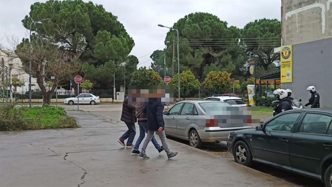 Χαλκιόπουλο - Αγρίνιο - κατηγορούμενοι