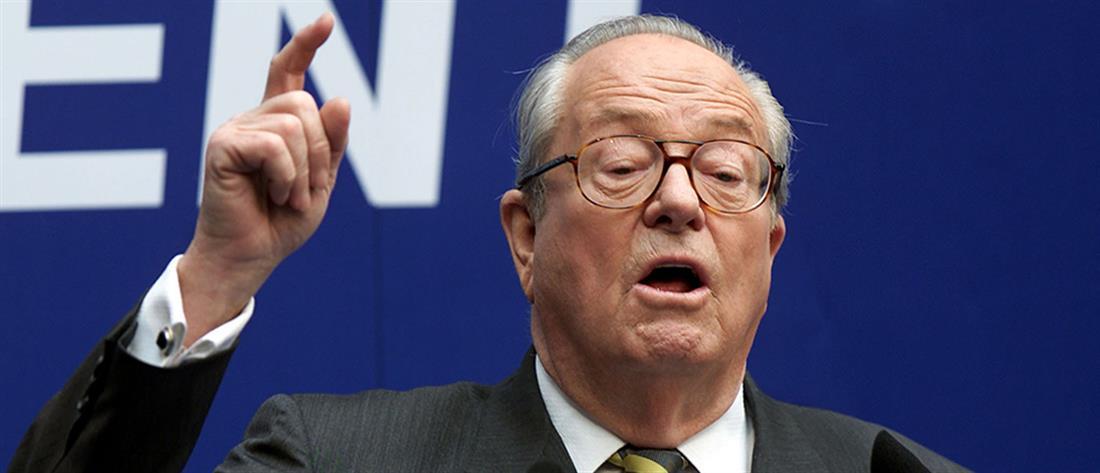 Ζαν Μαρί Λεπέν: Οι θέσεις της Μαρίν για ευρώ και ΕΕ υπονόμευσαν την εκστρατεία της