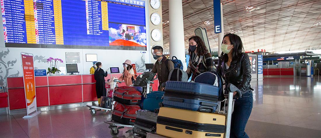 """Κορονοϊός: """"Μαύρες"""" προβλέψεις για την παγκόσμια αεροπορική κίνηση"""