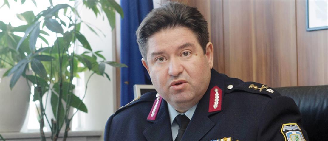 Αρχηγός της Αστυνομίας ο Μιχάλης Καραμαλάκης