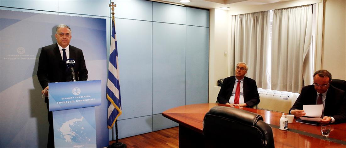 """Πρόγραμμα """"Αντώνης Τρίτσης"""": 2,5 δισ. ευρώ στους δήμους μέχρι το 2023"""