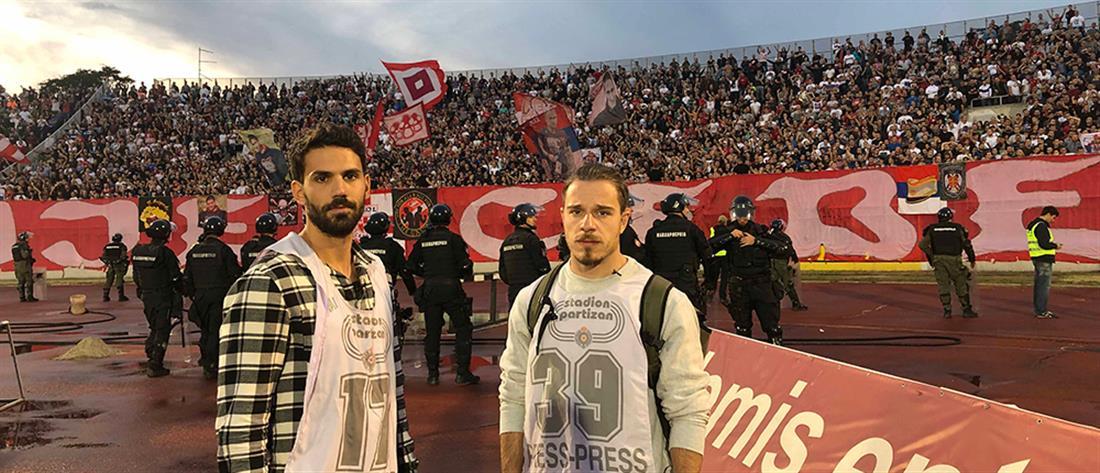 """Football Stories"" στην Σερβία (εικόνες)"