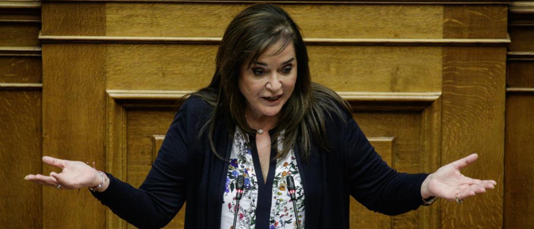 Μπακογιάννη: μόνη της η Ελλάδα, σε περίπτωση σύρραξης με την Τουρκία