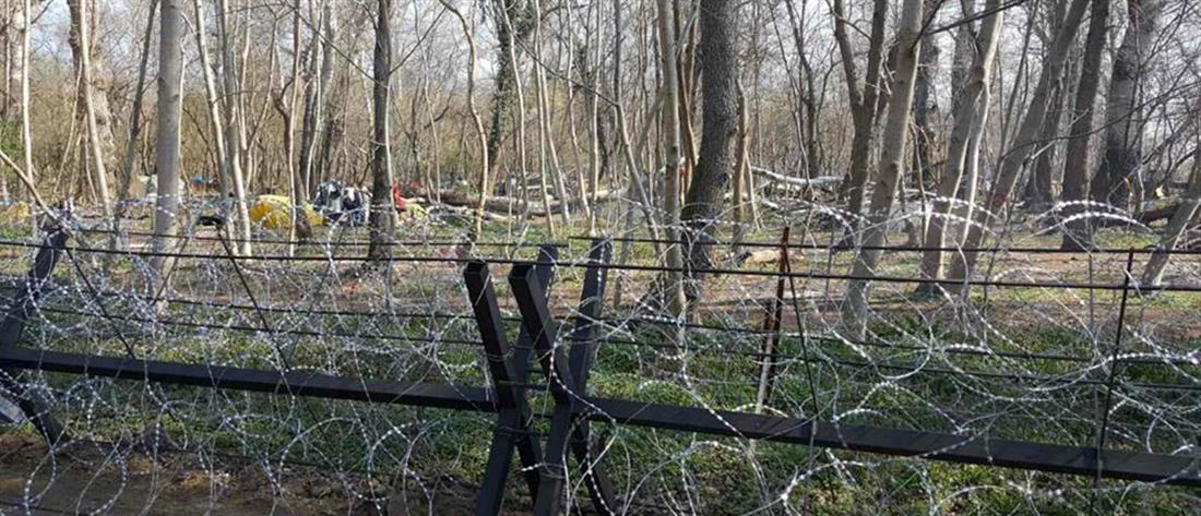 Έβρος: ξεκίνησε η κατασκευή του φράχτη - στις Φέρες ο πρωθυπουργός