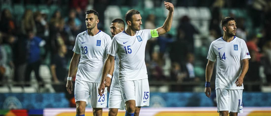 Nations League: με Αναστασιάδη στον πάγκο, η κρίσιμη μάχη της Εθνικής με την Φινλανδία