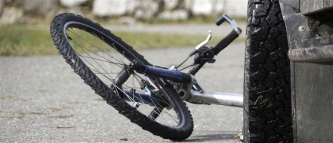 Νεκρός ποδηλάτης σε τροχαίο