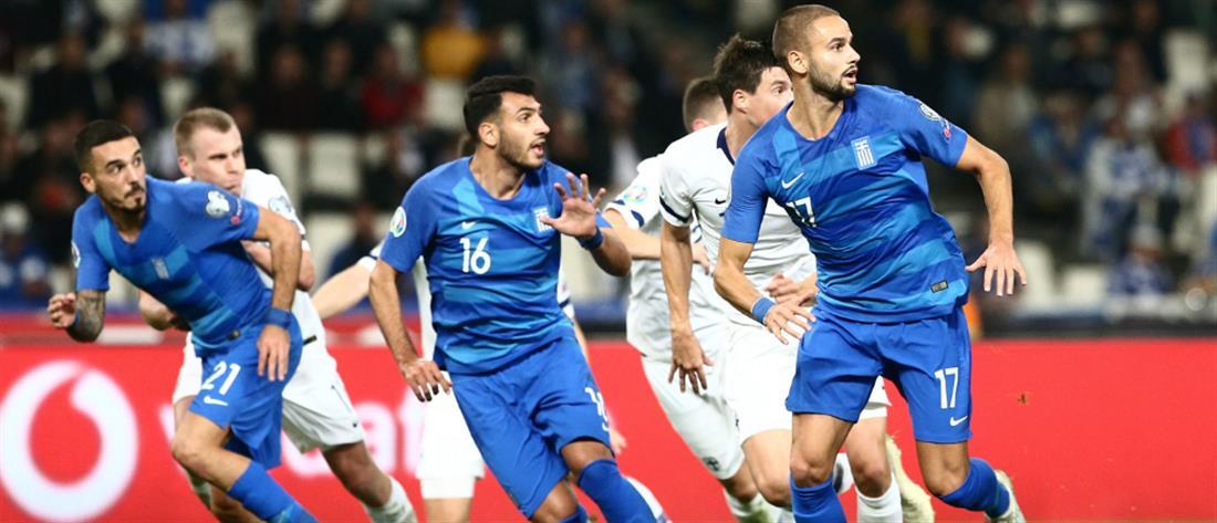 ΕΛΛΑΔΑ - ΦΙΝΛΑΝΔΙΑ - ΠΡΟΚΡΙΜΑΤΙΚΑ EURO 2020