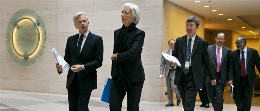 ΔΝΤ: αναγνωρίζουμε την οικονομική πρόοδο στην Ελλάδα