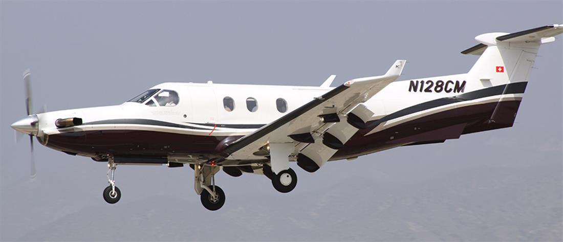 Συντριβή αεροπλάνου στις ΗΠΑ