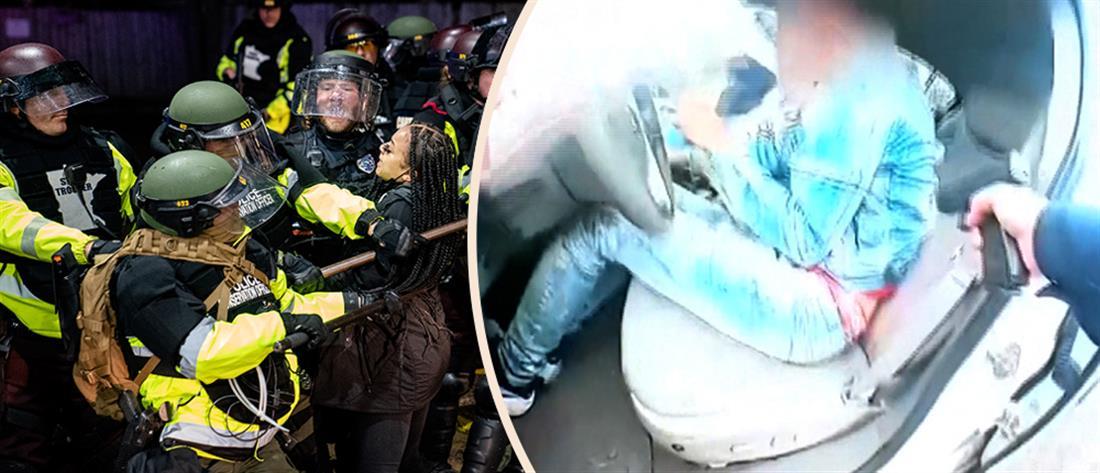 Το βίντεο της δολοφονίας που προκάλεσε χάος στη Μινεάπολη