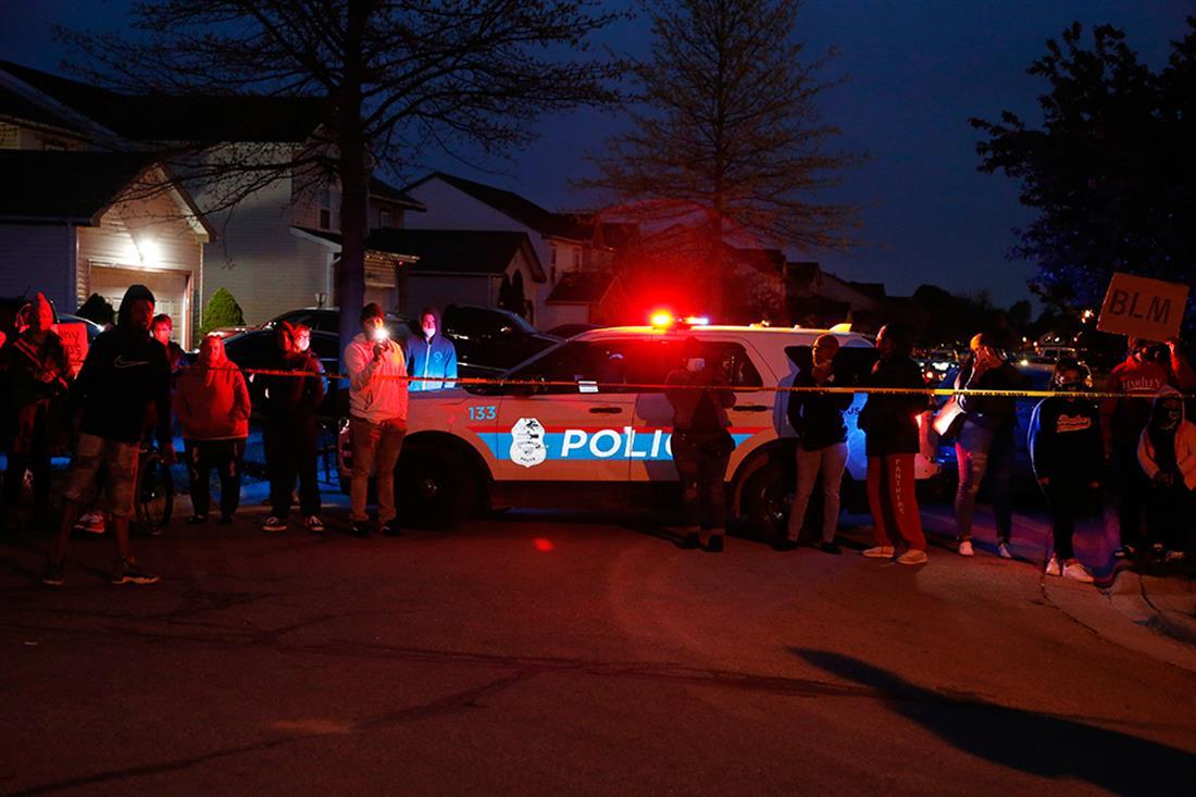 AP - ΗΠΑ - Οχάιο - 16χρονη - αστυνομία