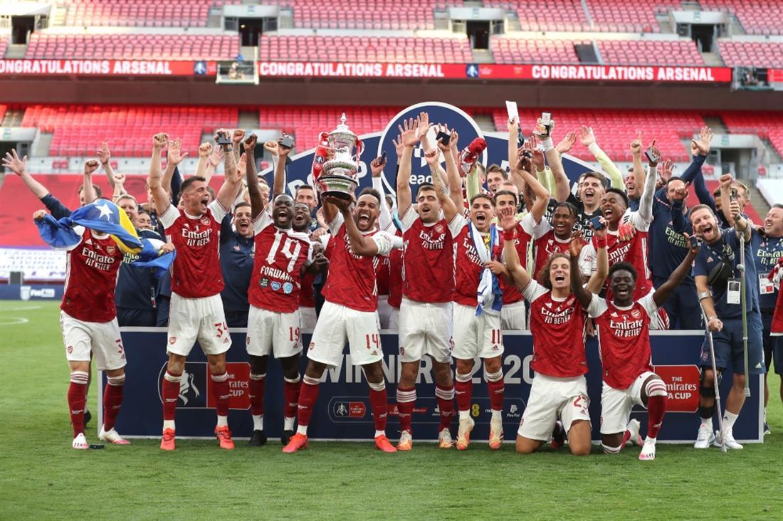 Άρσεναλ - Τσέλσι - Κύπελλο Αγγλίας