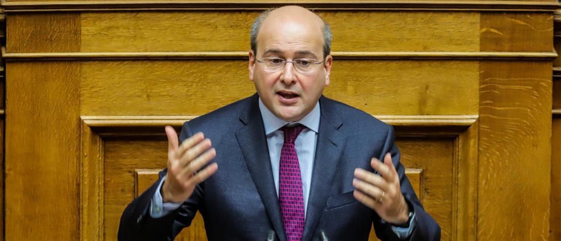 Χατζηδάκης: η Κυβέρνηση έχει ροπή στα πανηγύρια