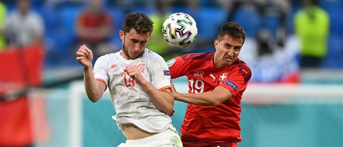 Euro 2020: Η Ισπανία πήρε στα πέναλτι την πρόκριση (βίντεο)
