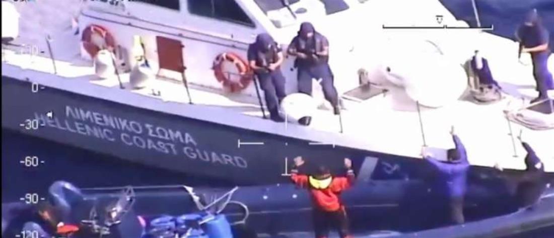 Λιμενικό: Εντοπίστηκε το δεύτερο ταχύπλοο των εμπόρων ναρκωτικών