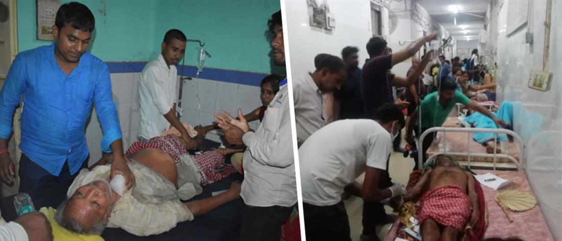 Ινδία: δεκάδες νεκροί μέσα σε λίγες ώρες από καύσωνα! (εικόνες)