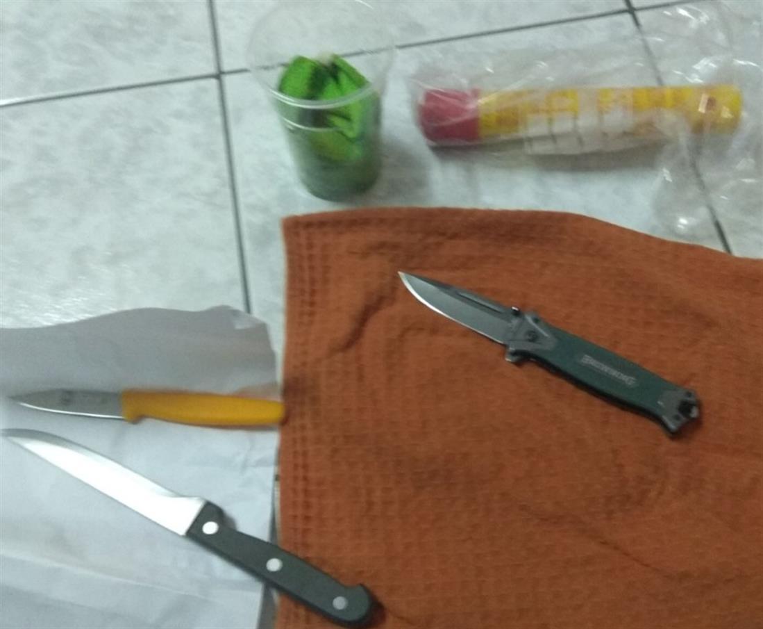 Οπαδική βία - Χαλκιδική - μαχαίρωμα