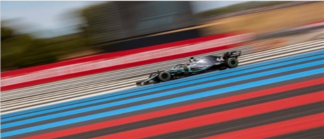 GP Γαλλίας: ολοταχώς για τον 6ο τίτλο ο Χάμιλτον